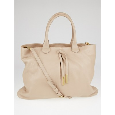 Burberry Prorsum Nude Leather Studley Medium Bag