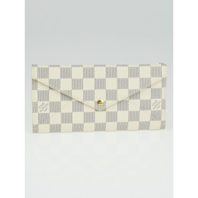 Louis Vuitton Azur Damier Canvas Origami Long Wallet