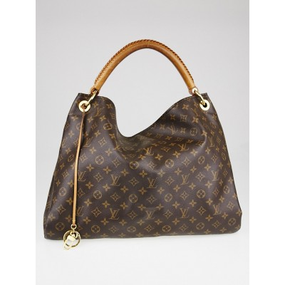 Louis Vuitton Monogram Canvas Artsy GM Bag