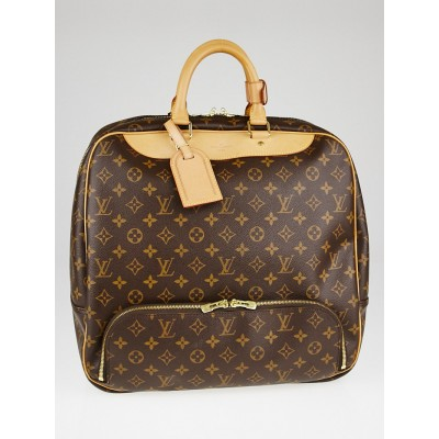 Louis Vuitton Monogram Canvas Evasion Travel MM Bag
