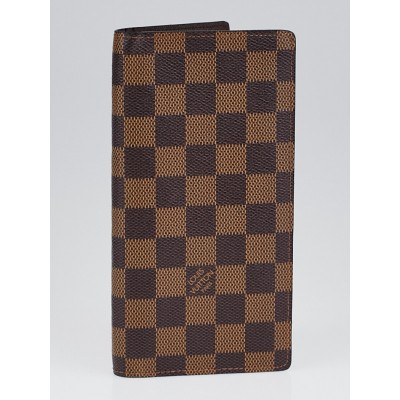 Louis Vuitton Damier Canvas Brazza Wallet