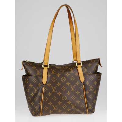 Louis Vuitton Monogram Canvas Totally PM Bag
