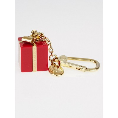 Louis Vuitton Pomme D'Amour Resin Surprise Gift Key Holder and Bag Charm