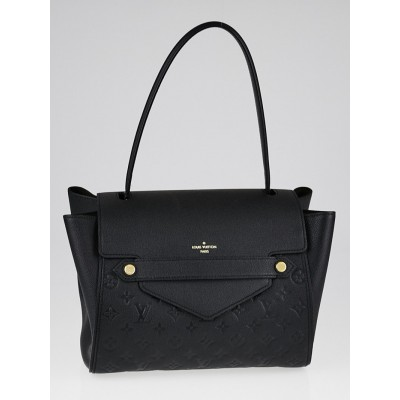 Louis Vuitton Black Empreinte Leather Trocadero Bag