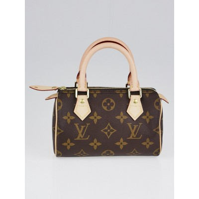Louis Vuitton Monogram Canvas Mini HL NM Bag