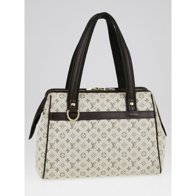 Louis Vuitton Green Monogram Mini Lin Canvas Josephine PM Bag