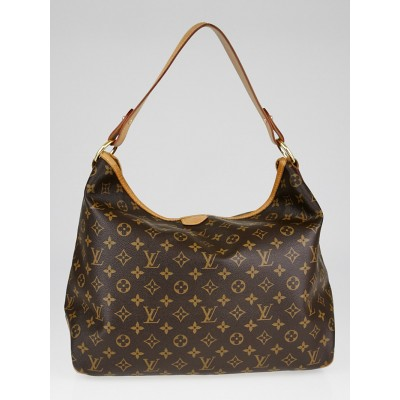 Louis Vuitton Monogram Canvas Delightful MM Bag