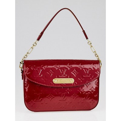 Louis Vuitton Pomme D'Amour Monogram Vernis Rodeo Drive Bag