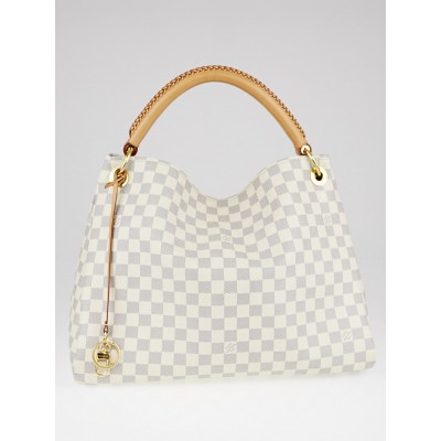 Louis Vuitton Damier Azur Canvas Artsy MM Bag