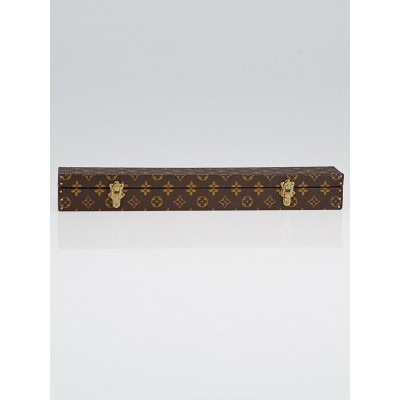 Louis Vuitton Monogram Canvas Small Jewelry Box