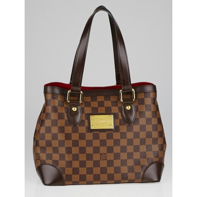 Louis Vuitton Damier Canvas Hampstead PM Bag