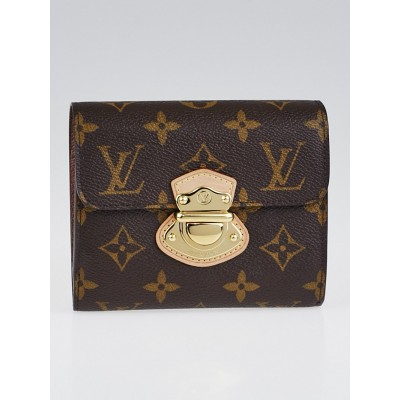 Louis Vuitton Monogram Canvas Joey Wallet