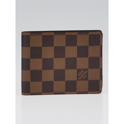 Louis Vuitton Damier Canvas Multiple Wallet