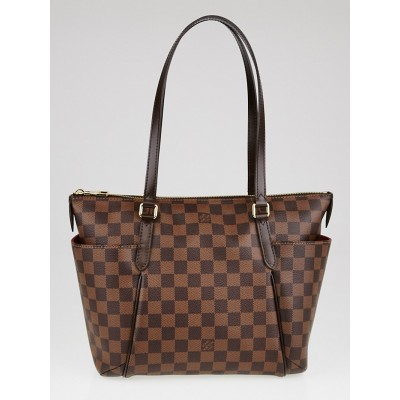 Louis Vuitton Damier Canvas Totally PM Bag