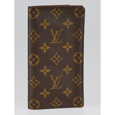 Louis Vuitton Monogram Canvas Porte Valeurs Wallet
