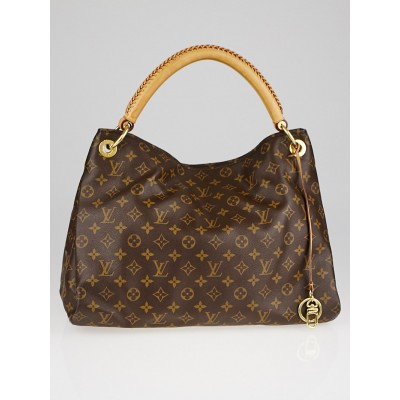 Louis Vuitton Monogram Canvas Artsy MM Bag