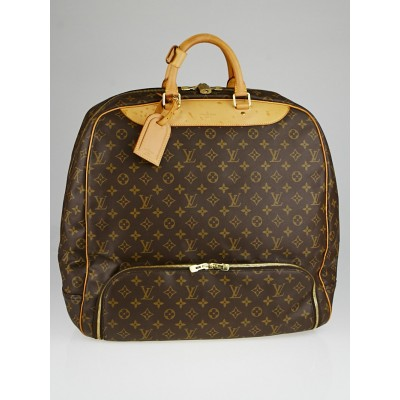 Louis Vuitton Monogram Canvas Evasion Travel GM Bag