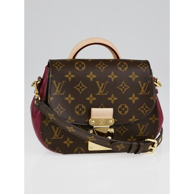 Louis Vuitton Monogram Canvas Aurore Eden PM Bag