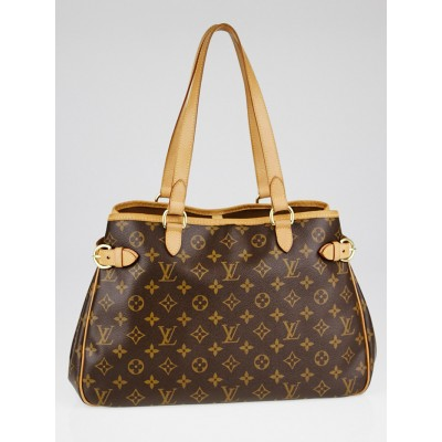 Louis Vuitton Monogram Canvas Batignolles Horizontal Bag