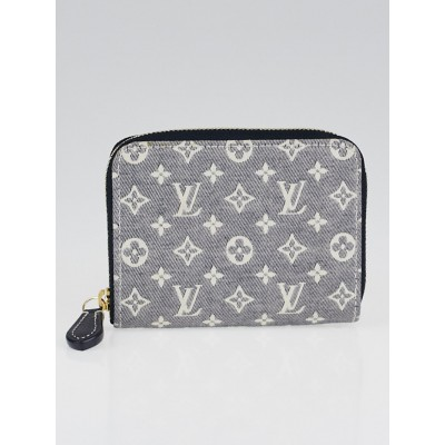 Louis Vuitton Encre Monogram Idylle Compact Zippy Wallet