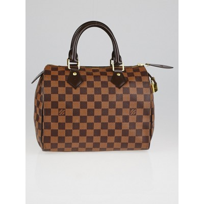 Louis Vuitton Damier Canvas Speedy 25 NM Bag