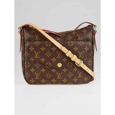 Louis Vuitton Monogram Canvas Mabillon Bag