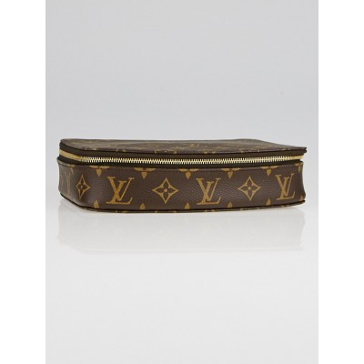 Louis Vuitton Monogram Canvas Monte Carlo Jewelry Box