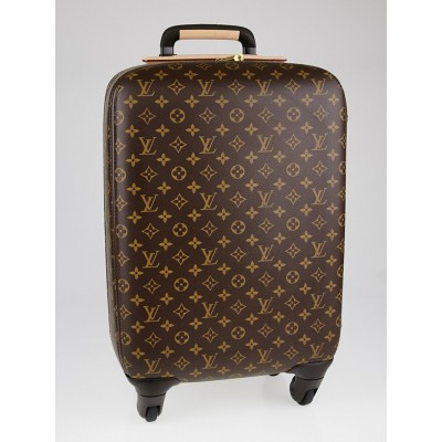 Louis Vuitton Monogram Canvas Zephyr 55 Rolling Suitcase