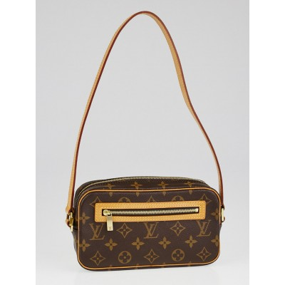 Louis Vuitton Monogram Canvas Pochette Cite Bag