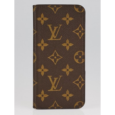 Louis Vuitton Monogram Canvas iPhone 6 Plus Folio