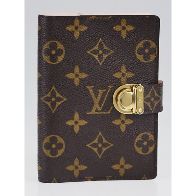 Louis Vuitton Monogram Canvas Small Koala Agenda/Notebook Cover
