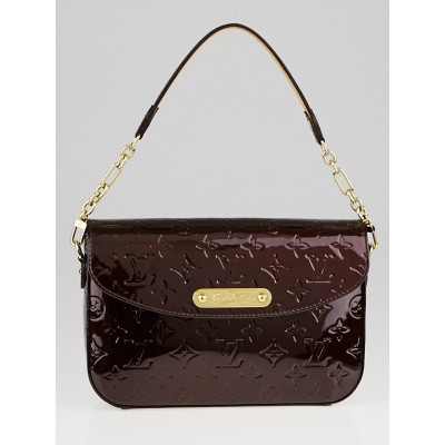 Louis Vuitton Amarante Monogram Vernis Rodeo Drive Bag