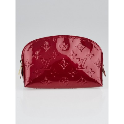 Louis Vuitton Pomme D'Amour Monogram Vernis Cosmetic Pouch