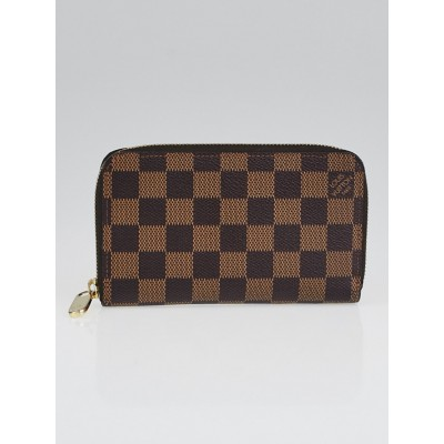 Louis Vuitton Damier Canvas Compact Zippy Wallet