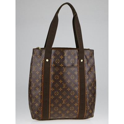 Louis Vuitton Monogram Canvas Beaubourg Tote Bag
