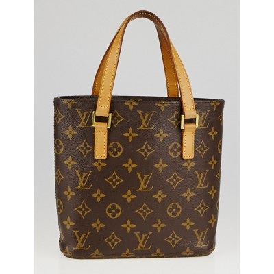 Louis Vuitton Monogram Canvas Vavin PM Bag