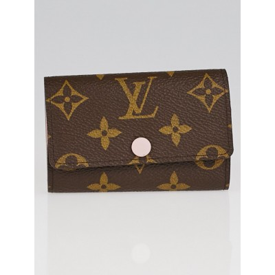 Louis Vuitton Monogram Canvas Multicles 6 Key Holder