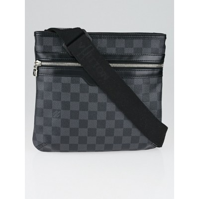 Louis Vuitton Damier Graphite Canvas Thomas Messenger Bag