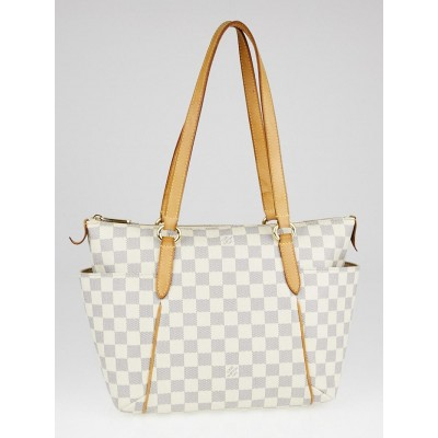 Louis Vuitton Damier Azur Canvas Totally PM Bag