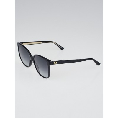 Gucci Black Acetate Frame Tint Sunglasses-3819/S