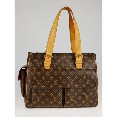 Louis Vuitton Monogram Canvas Multipli Cite Bag