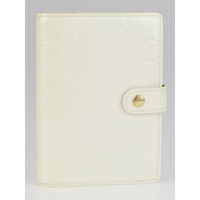 Louis Vuitton Perle Monogram Vernis Small Ring Agenda/Notebook