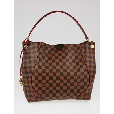 Louis Vuitton Damier Canvas Caissa Hobo Bag