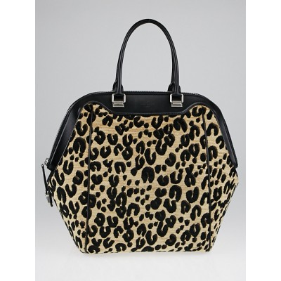 Louis Vuitton Limited Edition Leopard North-South Bag