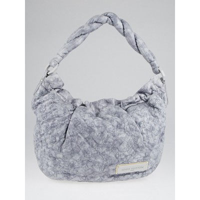 Louis Vuitton Limited Edition Gris Perle Monogram Olympe Nimbus GM Bag