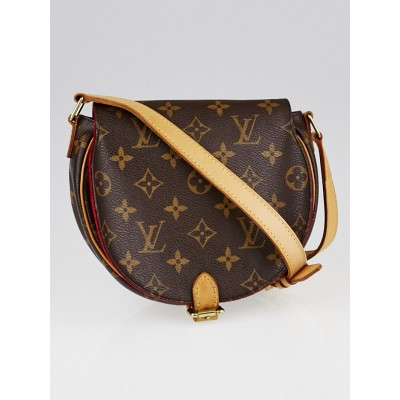 Louis Vuitton Monogram Canvas Tambourin Bag