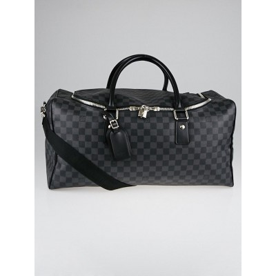 Louis Vuitton Damier Graphite Canvas Roadster Travel Bag