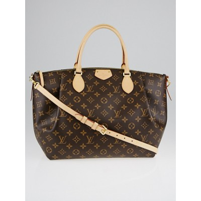 Louis Vuitton Monogram Canvas Turenne GM Bag