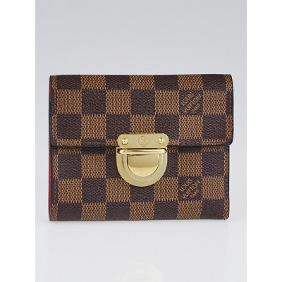 Louis Vuitton Damier Canvas Koala Wallet