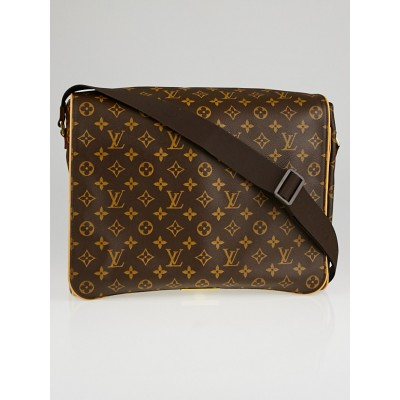 Louis Vuitton Monogram Canvas Abbesses Messenger Bag